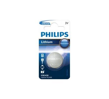 1 pile bouton lithium 3v