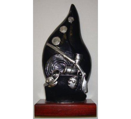 Trophée ball-trap 30 cm