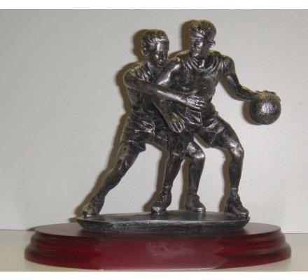 Trophée basket 15 cm