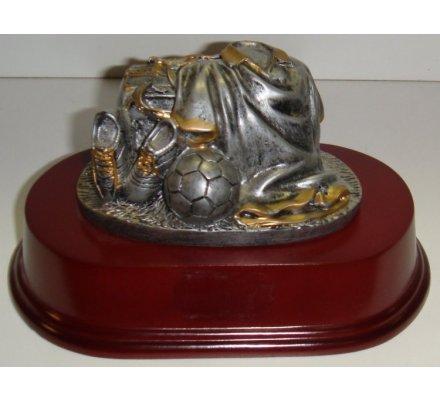 Trophée football 8 cm - CRB313