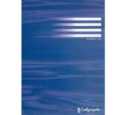 Cahier piqué 24x32 - 96 p - séyès