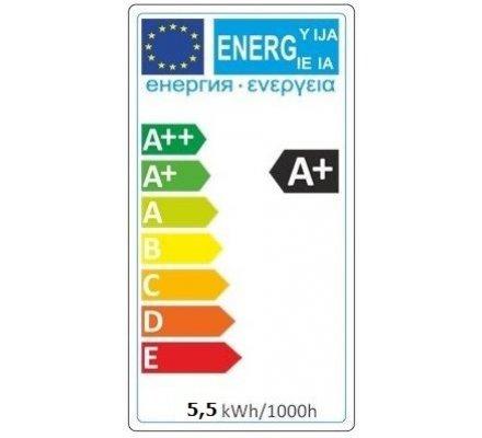 Ampoule LED sphère - E27 / 5,5W=40W