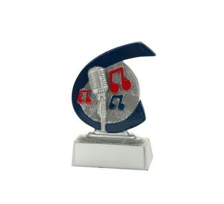 Trophée micro 10 cm