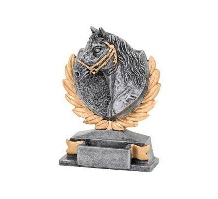 Trophée cheval 13.5 cm