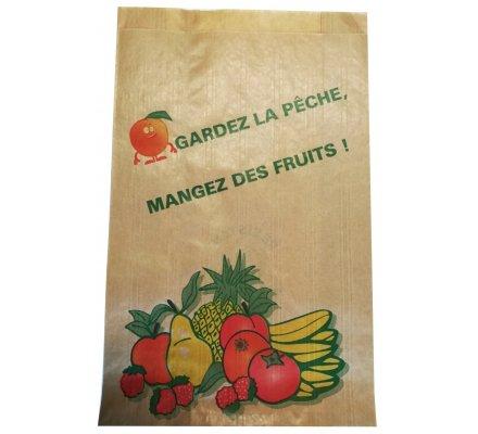 1000 sacs fruits et légumes 3kg 20x9x34cm