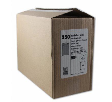 250 enveloppes 229 x 324