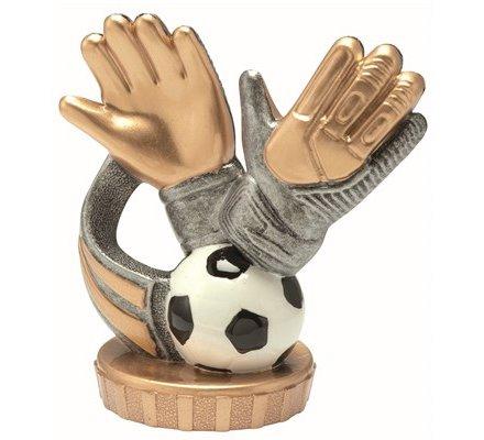 Figurine football 80mm
