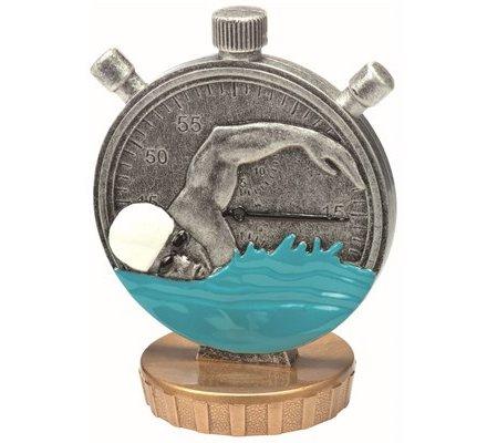 Figurine natation 80mm