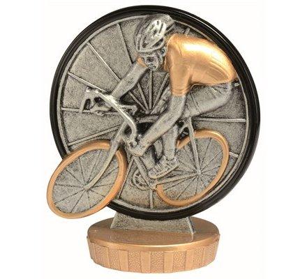 Sujet cyclisme 8 cm