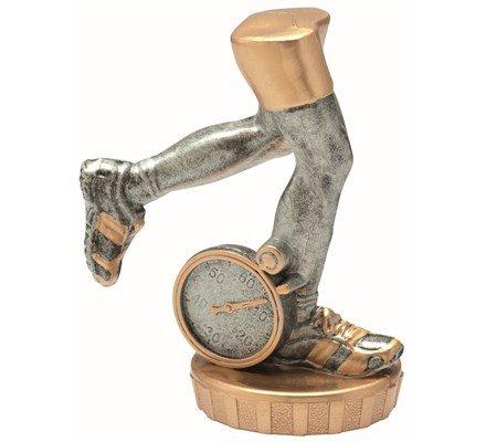 Figurine course à pied 80mm
