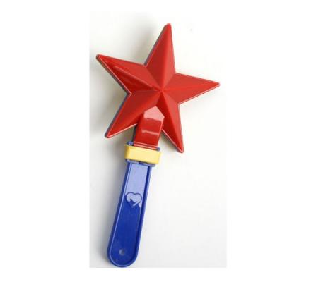 Castagnette 'étoile' 14 cm