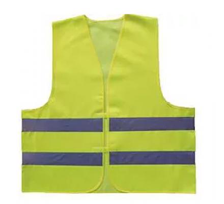 Gilet de sécurité fluo XL