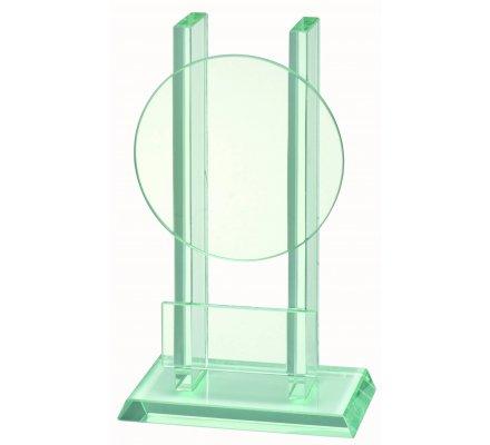 Trophée verre 165 mm