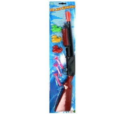 Carabine 48 cm + canards