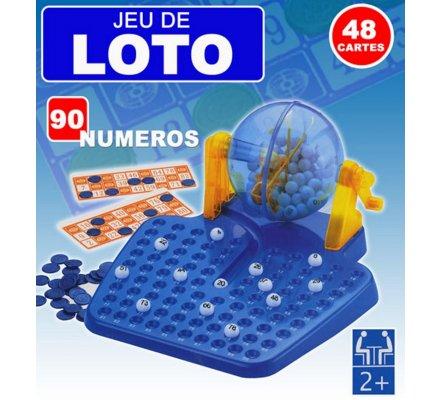 Jeu de Loto / 48 cartes