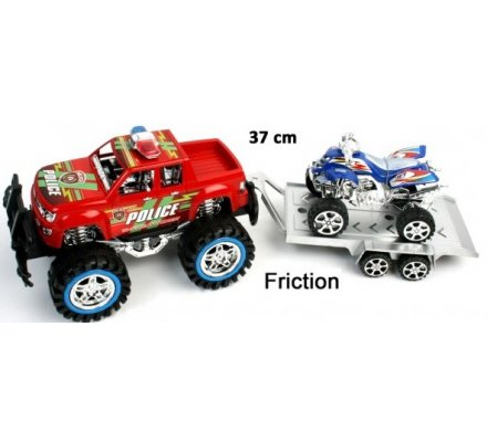 Pick-up 37 cm + Quad - Friction