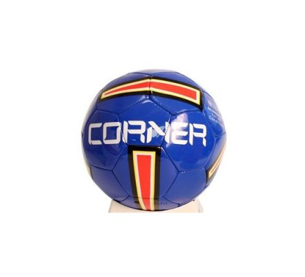 Ballon de foot en cuir - Taille 5 - 13/951