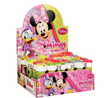 Bulles de savon Minnie