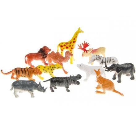 Animal sauvage 5 / 7 cm