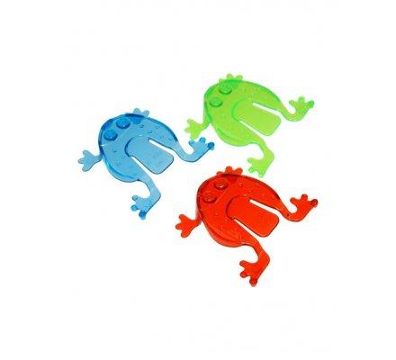 Lot de 3 grenouilles sauteuses