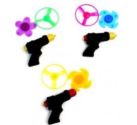 Pistolet + hélice