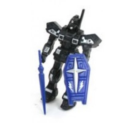 Robot 10 cm + accessoires