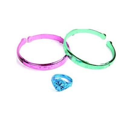 2 bracelets + 1 bague