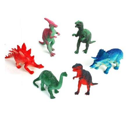 Dinosaures 9/11 cm assortis