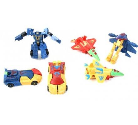 Figurine robot 8 cm