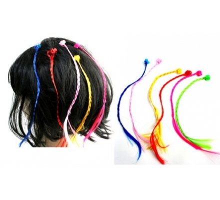 Mèche coiffure clip