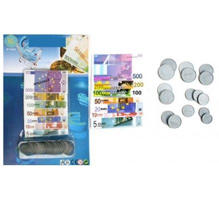 Jeu de monnaie euros