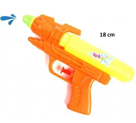 Pistolet à eau 18 cm