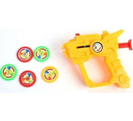 Pistolet lance disques - 8 cm