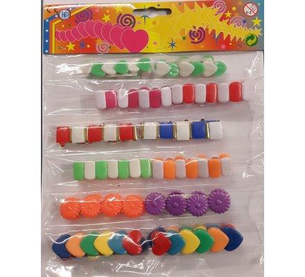 12 bracelets élastique