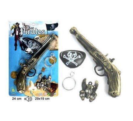 Pistolet bruit pirate + accessoires