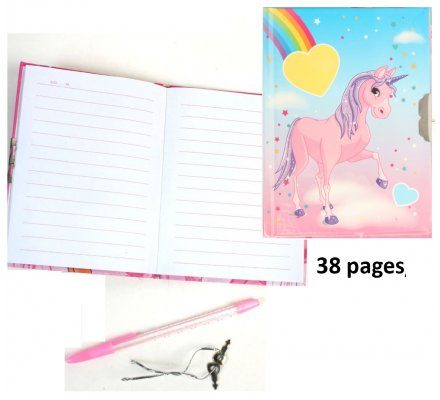 "Journal intime ""Licorne"""