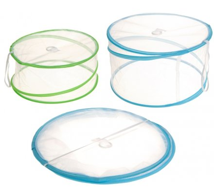 Cloche alimentaire x 2