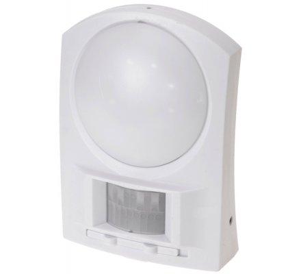 Lampe avec détecteur de mouvement