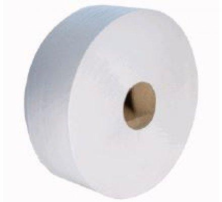 6 Maxi jumbo blanc 350 m 2 plis - papier toilette