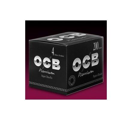 OCB premium 200 cahiers