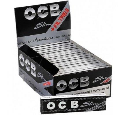 32 cahiers de papier à rouler + filtres OCB