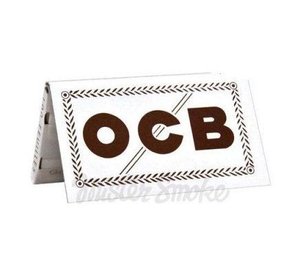 Cahier de 100 feuilles à cigarettes OCB