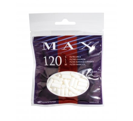 120 Maxi Filtres TIPS SLIM