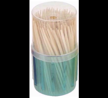 4 pots de cure-dents