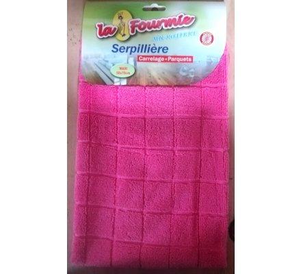 Serpillière microfibre 50 x 70