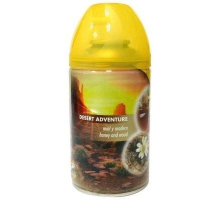 Vaporisateur d'ambiance 250 ml  parfum : Miel et bois