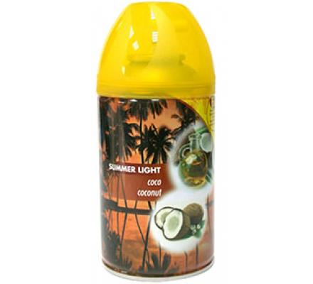 Vaporisateur d'ambiance 250 ml  parfum : Coco