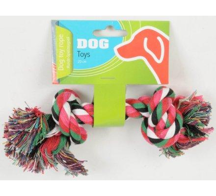 Corde de jeu pour chien / 20 cm