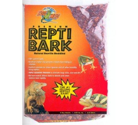 Ecorces de sapin pour reptiles
