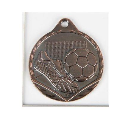 Médaille en bronze football